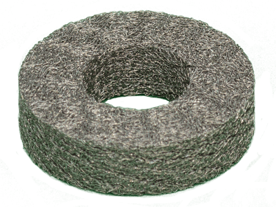 Cylindric Metal Cushions
